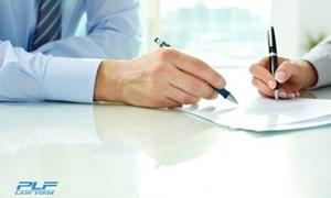 Thẩm quyền ký kết hợp đồng của trưởng chi nhánh và trưởng văn phòng đại diện